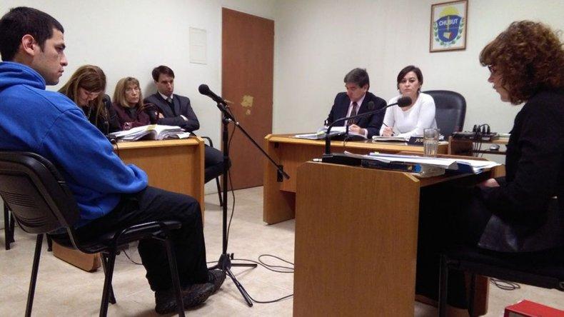 Mauricio Fleitas permanecerá un mes en prisión preventiva.