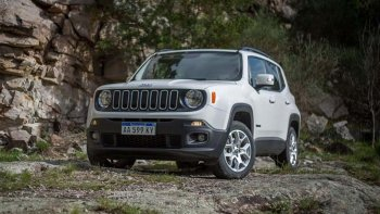 jeep renegade sport plus at se lanza en argentina