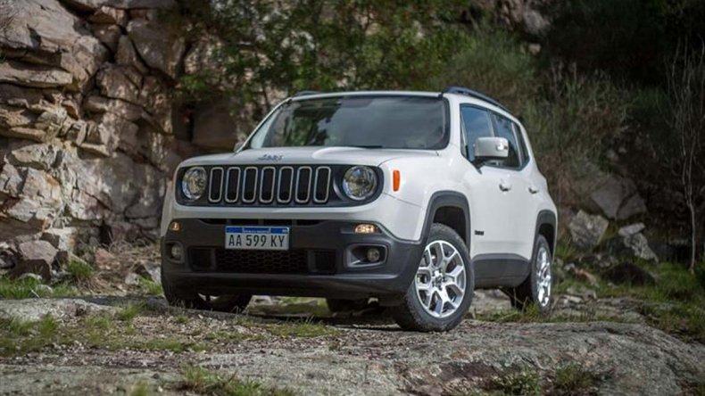 Jeep Renegade Sport Plus AT se lanza en Argentina