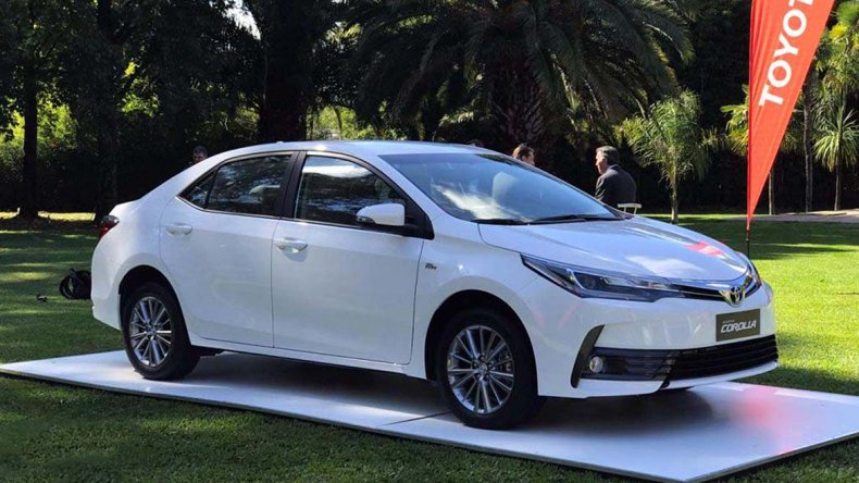 Toyota Corolla 2017: primera mirada