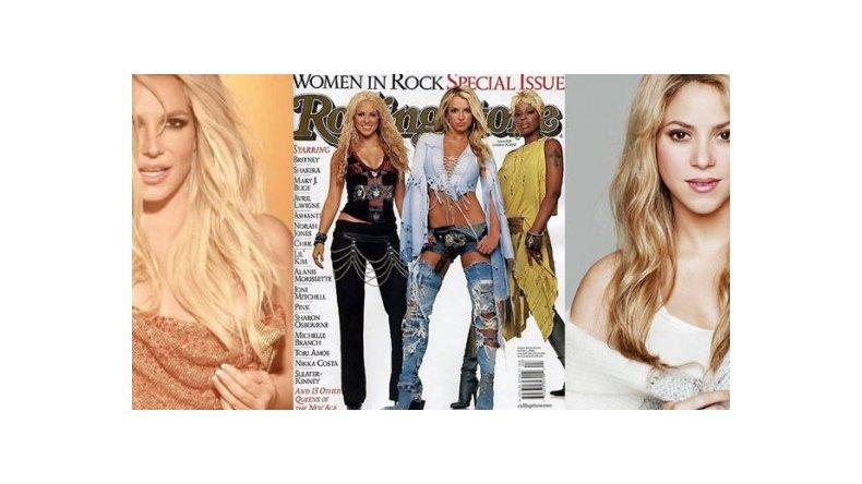Britney Spears ninguneó a Shakira y los fanáticos la destrozaron