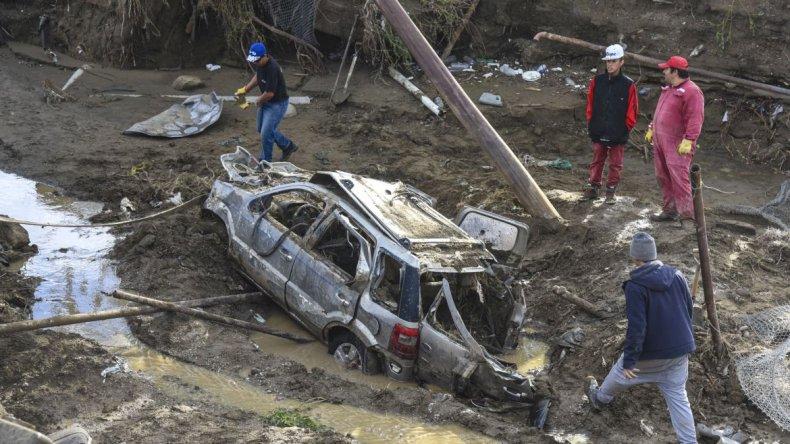 Un mes después de la catástrofe que cambió a Comodoro Rivadavia