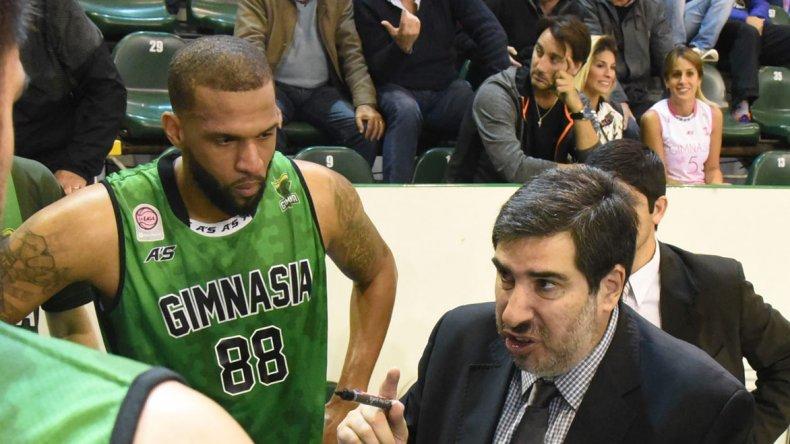 Gonzalo García espera que Gimnasia mantenga la concentración del último partido, de cara a los cinco compromisos que se vienen de local.