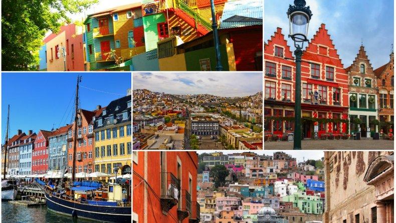 TOP5: Los barrios más coloridos