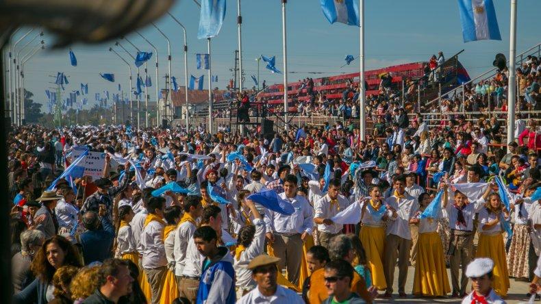 Las fiestas populares y los eventos generaron gran concurrencia de turistas