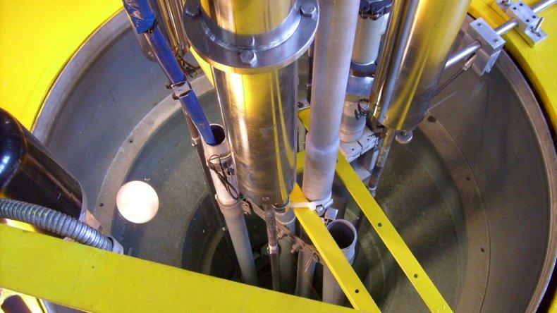 Avanza el reactor nuclear de producción de radioisótopos