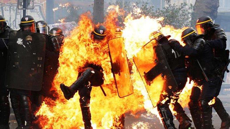 París y otras ciudades del mundo vivieron jornadas violentas.