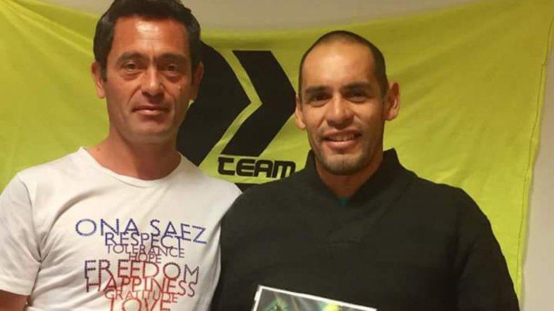 Mario Rodríguez y José Luis Chaile competirán este fin de semana en el Grand Prix del Mercosur Master en Asunción