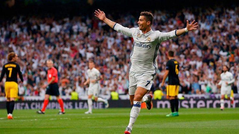 Cristiano Ronaldo superó a Alfredo Di Stéfano como el jugador con más goles en semifinales en el máximo certamen europeo a nivel de clubes.