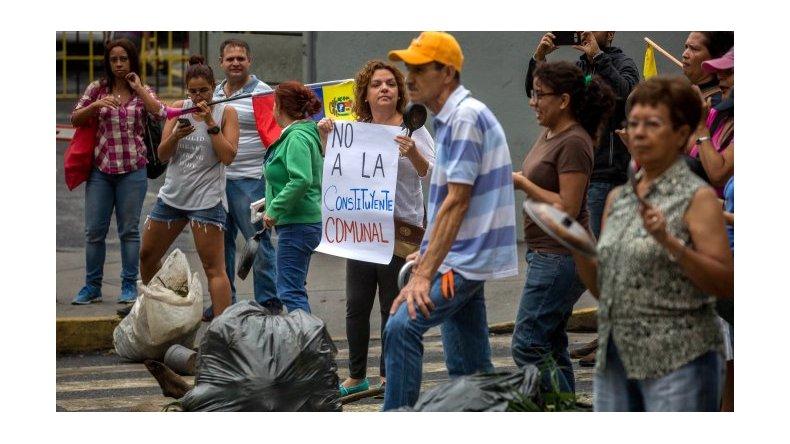 Ascienden a 33 los muertos en Venezuela por las protestas