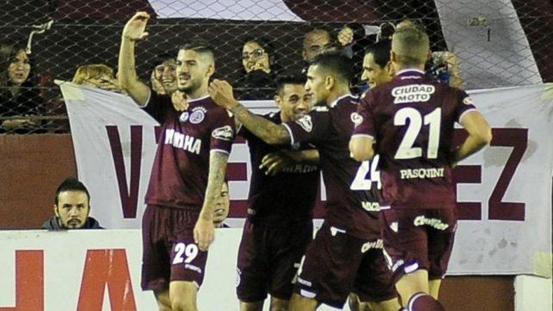 Lanús venció a Vélez