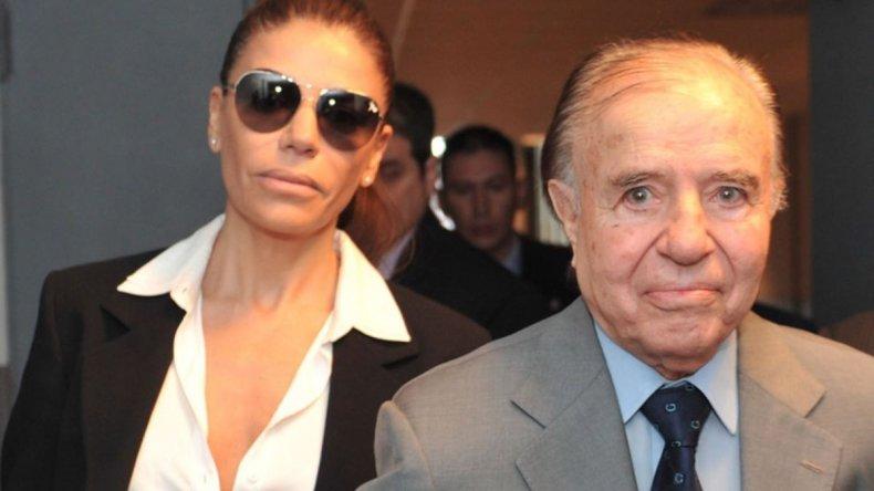 Zulemita Menem no descartó una candidatura a diputada