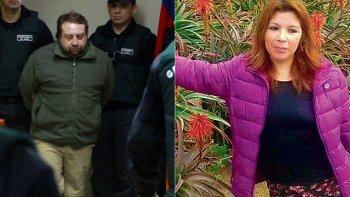 Dictaron 26 años de cárcel al hombre que le sacó los ojos a su mujer