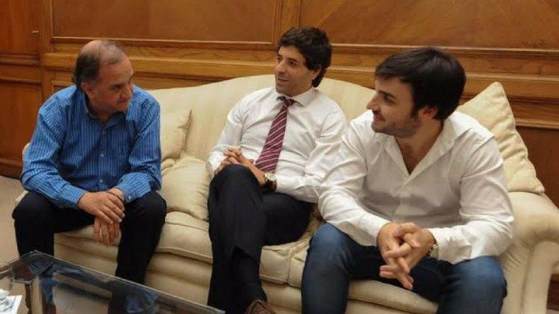Linares destaca el apoyo de Nación