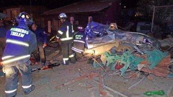 Accidente fatal en Trelew se cobró la vida de un niño