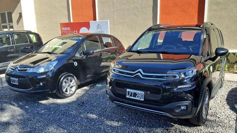 Citroën C3 y C3 Aircross, también automáticos