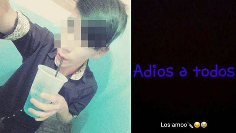 Un joven sanjuanino ingirió un blíster de pastillas luego de jugar a la Ballena Azul.