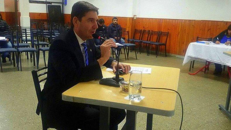 El concejal Calicate presentó dos proyectos que fueron aprobados por unanimidad