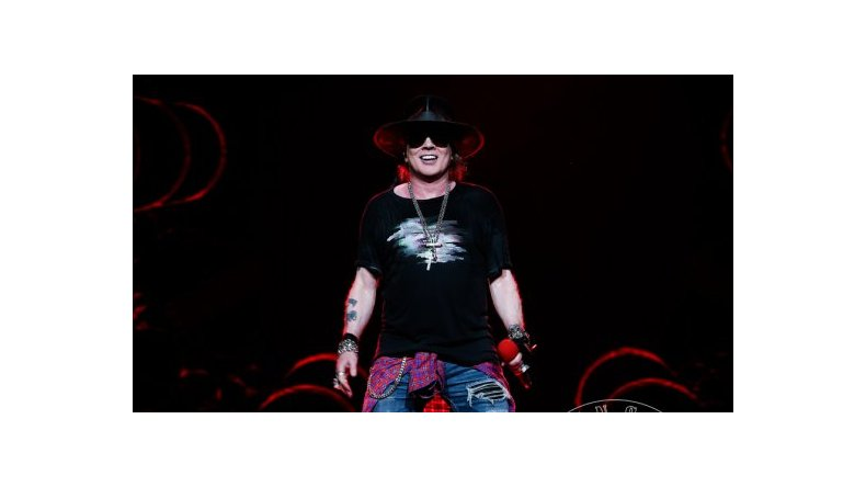 Guns N Roses y The Who tocarán juntos en Argentina