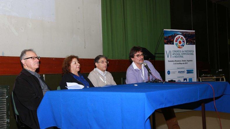 El congreso reunió a expertos nacionales e internacionales.