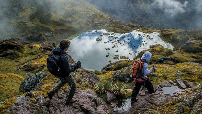 El trekking del Valle de Lares