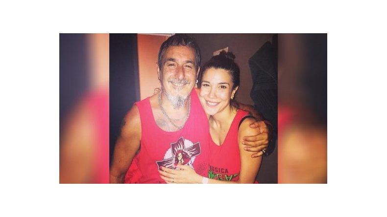 Andrea Rincón sería la nueva novia del Mono de Kapanga