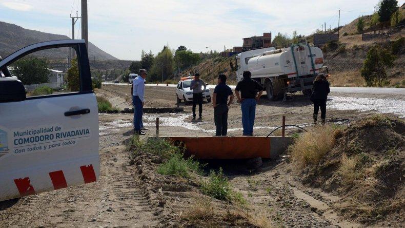 El camino Roque González se habilitaría el lunes