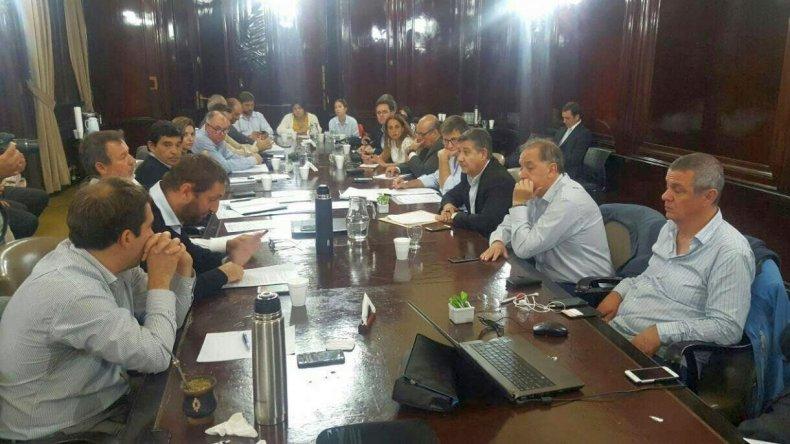 Linares valoró el trabajo de Nación y Provincia