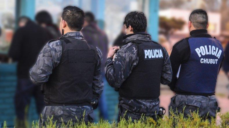 Policías que cometieron delitos en Comodoro fueron sancionados.