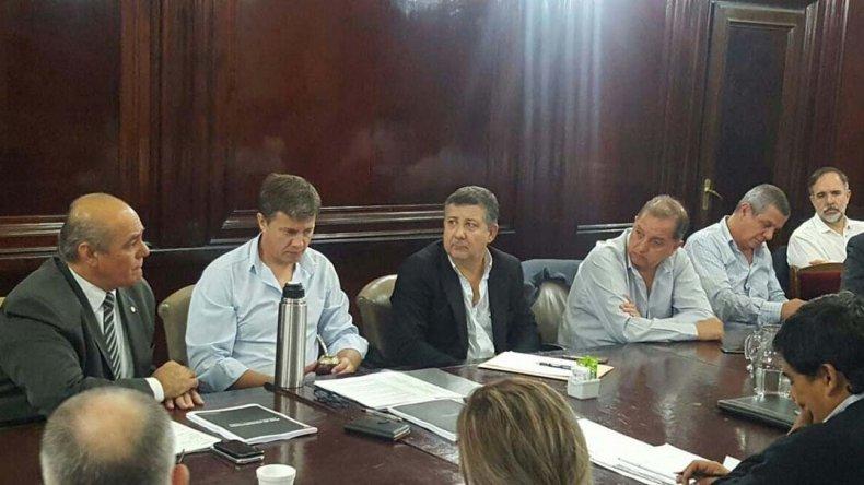 En Buenos Aires ayer se realizó una nueva reunión con equipos técnicos de Nación para definir qué obras permitirán reconstruir la ciudad.