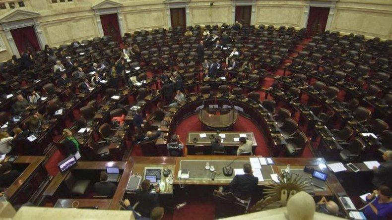 Diputados acordó debatir un límite al 2x1