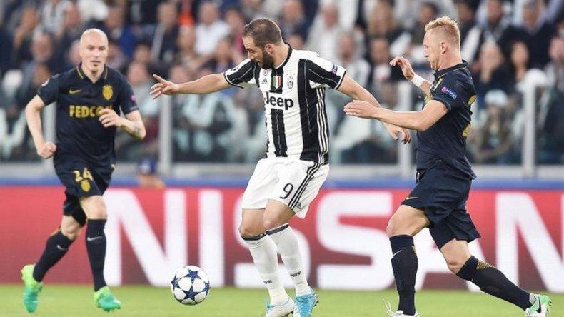 Juventus es el primer club finalista de la Champions League