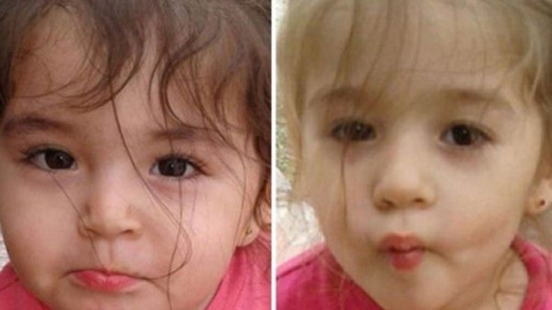 Maite y Guadalupe volverían pronto a Comodoro. Su tía ya fue a buscarlas.