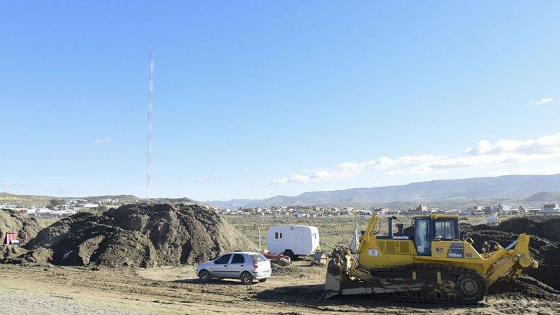 Empiezan a aparecer lotes para levantar nuevas viviendas. Ahora falta determinar cómo se hará la selección.