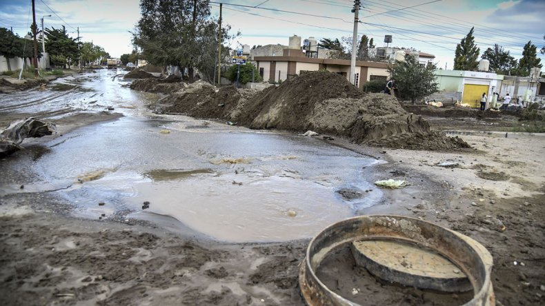 El agua es la principal preocupación de la comunidad