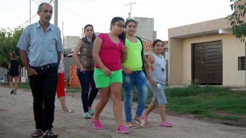 La familia de refugiados no pudo adaptarse a la Argentina.