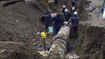 Las constantes tareas de reparación que demanda el sistema de acueductos se ven acentuadas por los daños que arrojó el temporal.