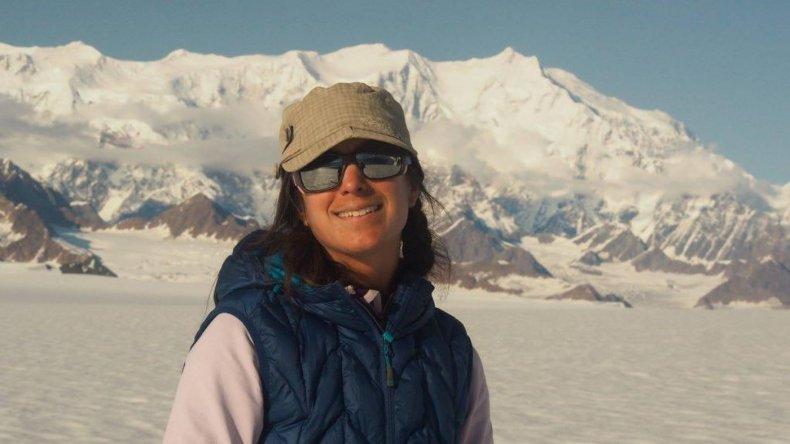 La argentina que estuvo varada en Canadá aseguró que va a seguir subiendo montañas