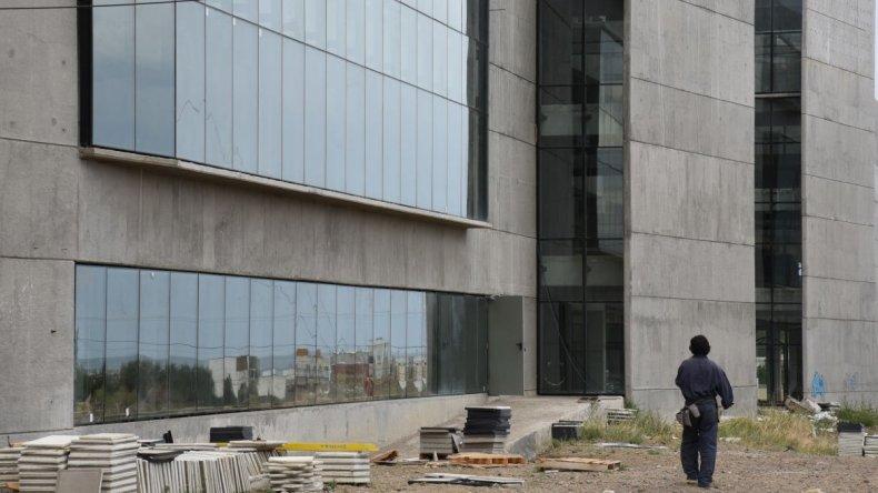 La Ciudad Judicial podría habilitarse el primer semestre de 2018
