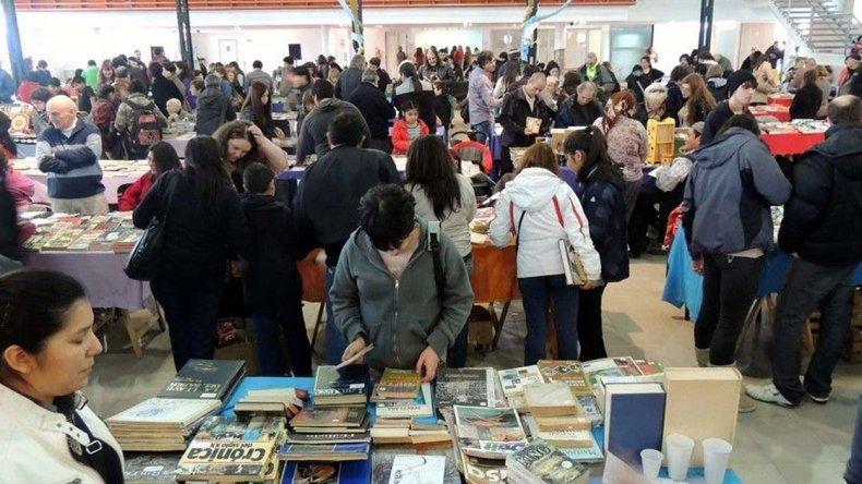 Comodoro vivirá una nueva edición de la Feria del Libro Usado