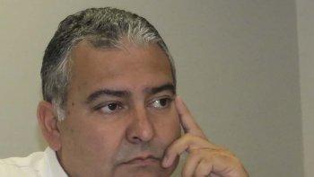 Manuel Pagliaroni, el autor de la iniciativa.