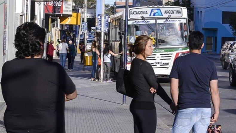 Schulz confirmó que Patagonia cobrará  el subsidio por el transporte gratuito