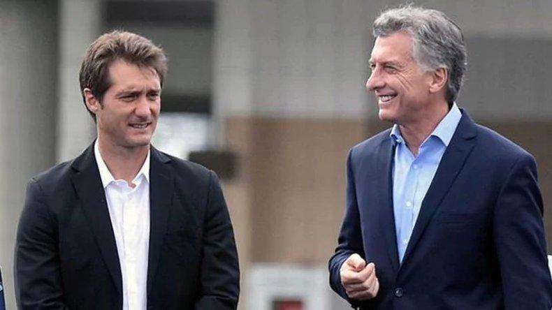 Guillermo Barros Schelotto se reunió con Macri en la Casa Rosada