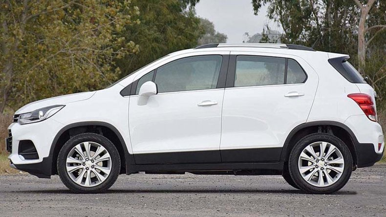 Prueba Chevrolet Tracker LTZ+ AWD