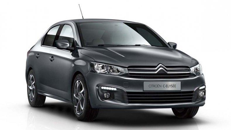 Lanzamiento: Citroën C-Elysée 2017