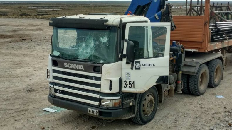 Denuncia que Camioneros amenazó a sus trabajadores y se los llevó a otra empresa
