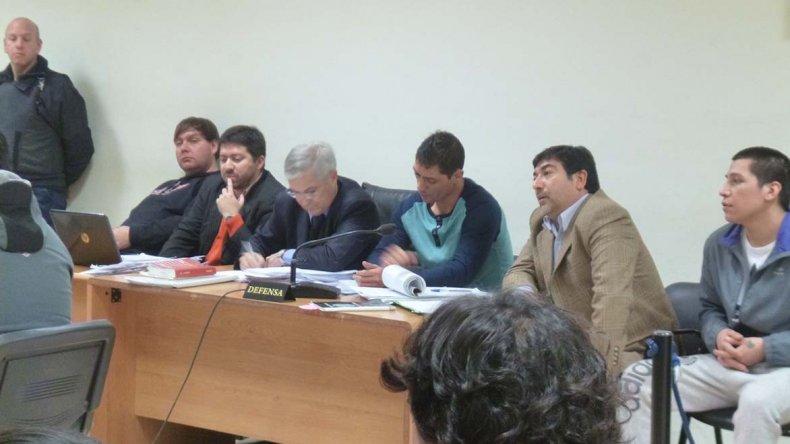 El lunes debería terminar de incorporarse la prueba en el marco del juicio que se sigue por el homicidio de Néstor Vázquez.