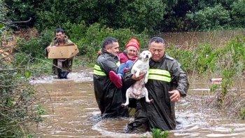 Temporal azota el norte de Chile: dos muertos y miles de evacuados