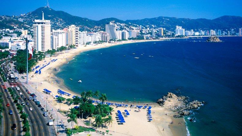 Top 5 Los lugares más visitados de México