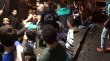 denuncian una brutal agresion de patovicas en un boliche